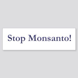 Stop Monsanto Bumper Sticker (10 pk)