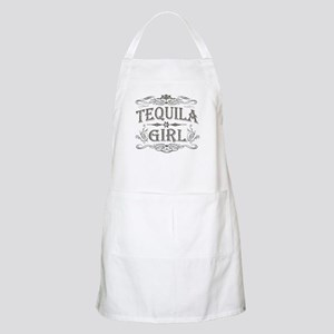 Vintage Tequila Girl Apron
