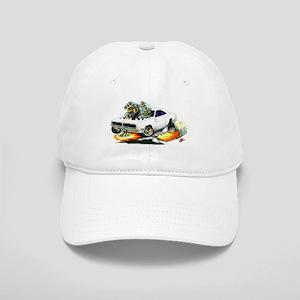 Dodge Charger White Car Cap