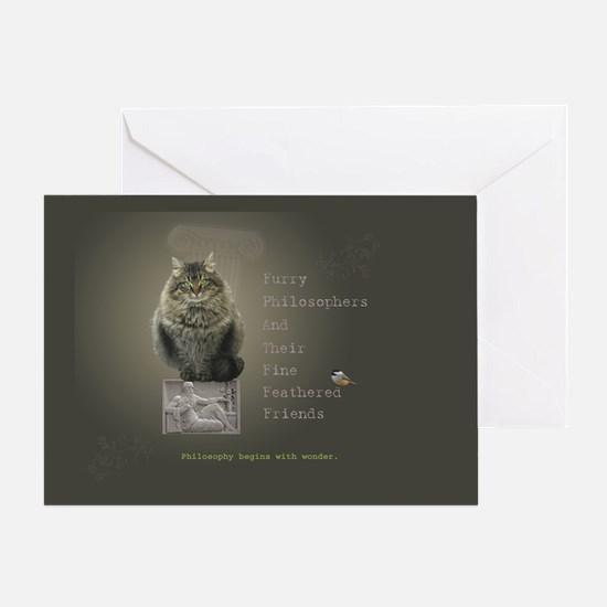 Cute Critters Greeting Card