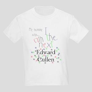 The Next Edward Cullen Kids Light T-Shirt