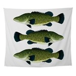 Murray Cod Wall Tapestry