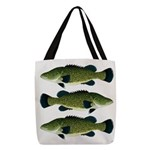 Murray Cod Polyester Tote Bag