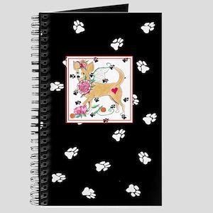 Gulliver's Angels Chihuahua Black Journal