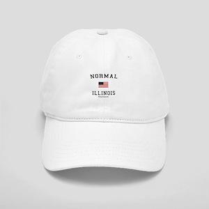 Normal (IL) Illinois T-shirts Cap