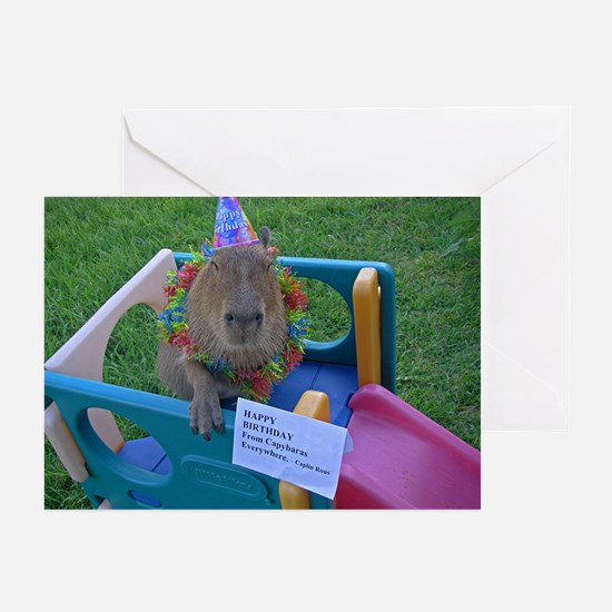 Cute Rous Greeting Cards (Pk of 10)