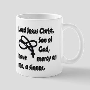 The Jesus Prayer Mug