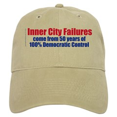 City Failures Baseball Cap