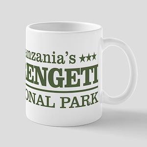 Serengeti Np Mugs