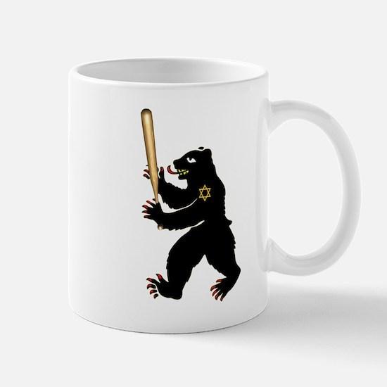 Bear Jew Inglorious Basterds (Bastards) Mug