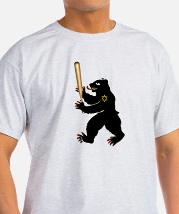 Bear Jew Inglorious Basterds T-Shirt
