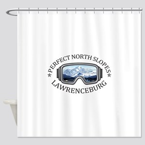 Perfect North Slopes - Lawrencebu Shower Curtain