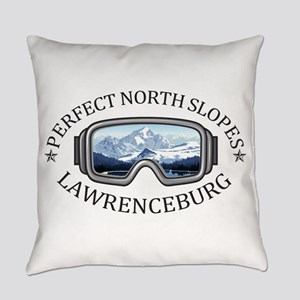 Perfect North Slopes - Lawrenceb Everyday Pillow