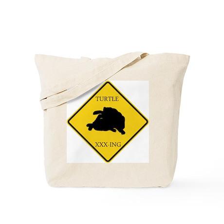 Turtle X Ing Tote Bag
