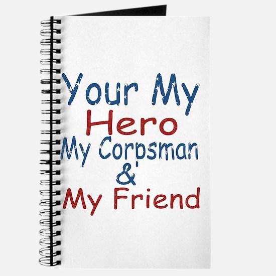 my husband my corpsman my her Journal
