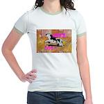Jr. Ringer T-Shirt LOOSE DOG
