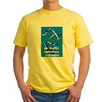 Yellow T-Shirt AIR TRAFFIC