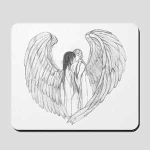 AngelHeart Mousepad