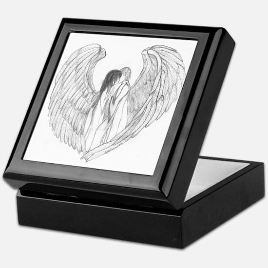 AngelHeart Keepsake Box