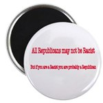 Republican Racist Magnet