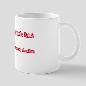Republican Racist Mug