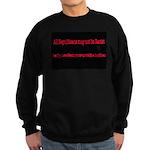 Republican Racist Sweatshirt (dark)