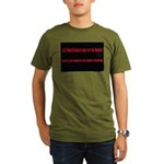 Republican Racist Organic Men's T-Shirt (dark)