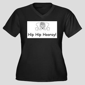 Hip Hip Hooray Plus Size T-Shirt