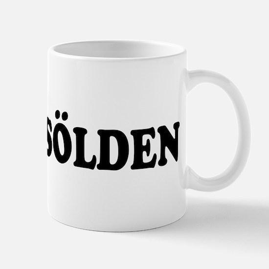 I love Sölden Mug