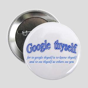 Google thyself Button
