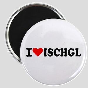 I love Ischgl Magnet