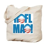 Obama ROFLMAO Tote Bag