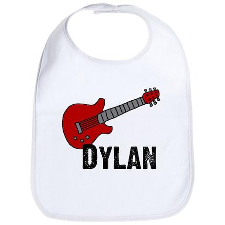 Guitar - Dylan Bib