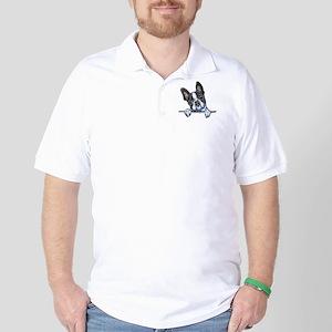 Curious Boston Golf Shirt