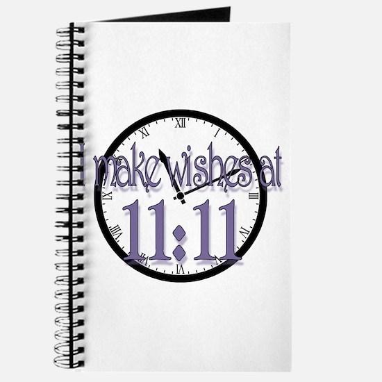 Unique Make a wish Journal
