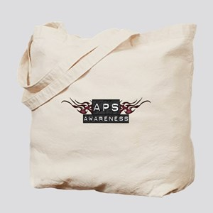 Tribal - APS Awareness Tote Bag