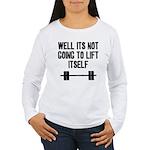 Lift itself Women's Long Sleeve T-Shirt