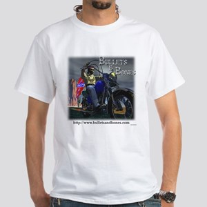 Desert Rider White T-Shirt