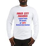 City Failures Long Sleeve T-Shirt