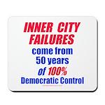 City Failures Mousepad
