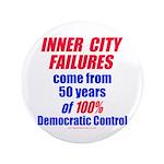 "City Failures 3.5"" Button (100 pack)"
