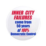 "City Failures 3.5"" Button"