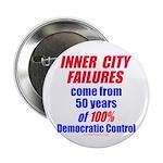 "City Failures 2.25"" Button (100 pack)"