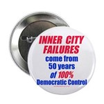 "City Failures 2.25"" Button (10 pack)"