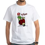 Motor Scooter Vino White T-Shirt
