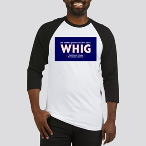 Whig Party Baseball Jersey