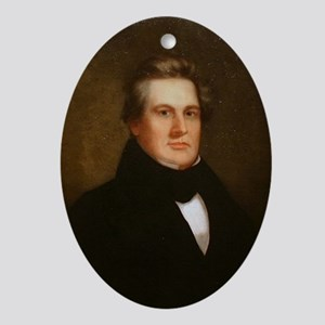 Millard Fillmore Christmas Ornament