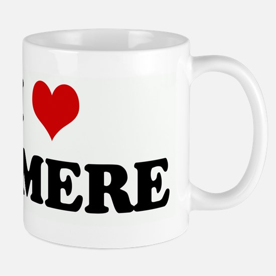 I Love MEMERE Mug