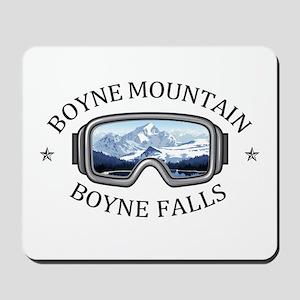 Boyne Mountain - Boyne Falls - Michiga Mousepad