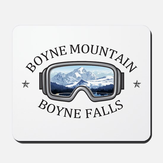 Boyne Mountain - Boyne Falls - Michiga Mousepad